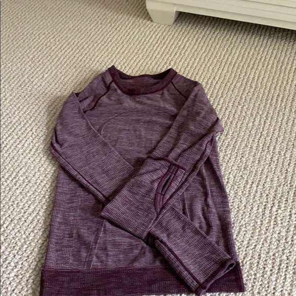 lululemon athletica Tops - Lulu lemon long sleeve shirt